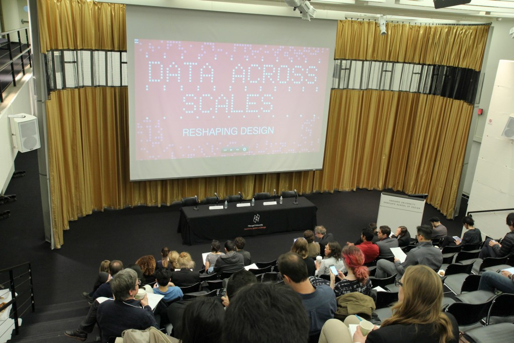 Data Across Scales Conference
