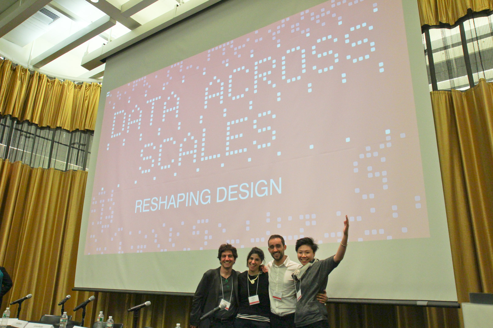 Data Across Scales, Reshaping Design